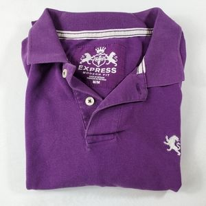 Express Shirts - 💥Just In💥EM Fit Polo Mens Medium